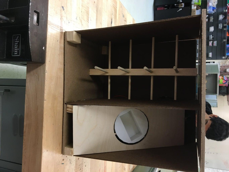 Arduino Watch Box
