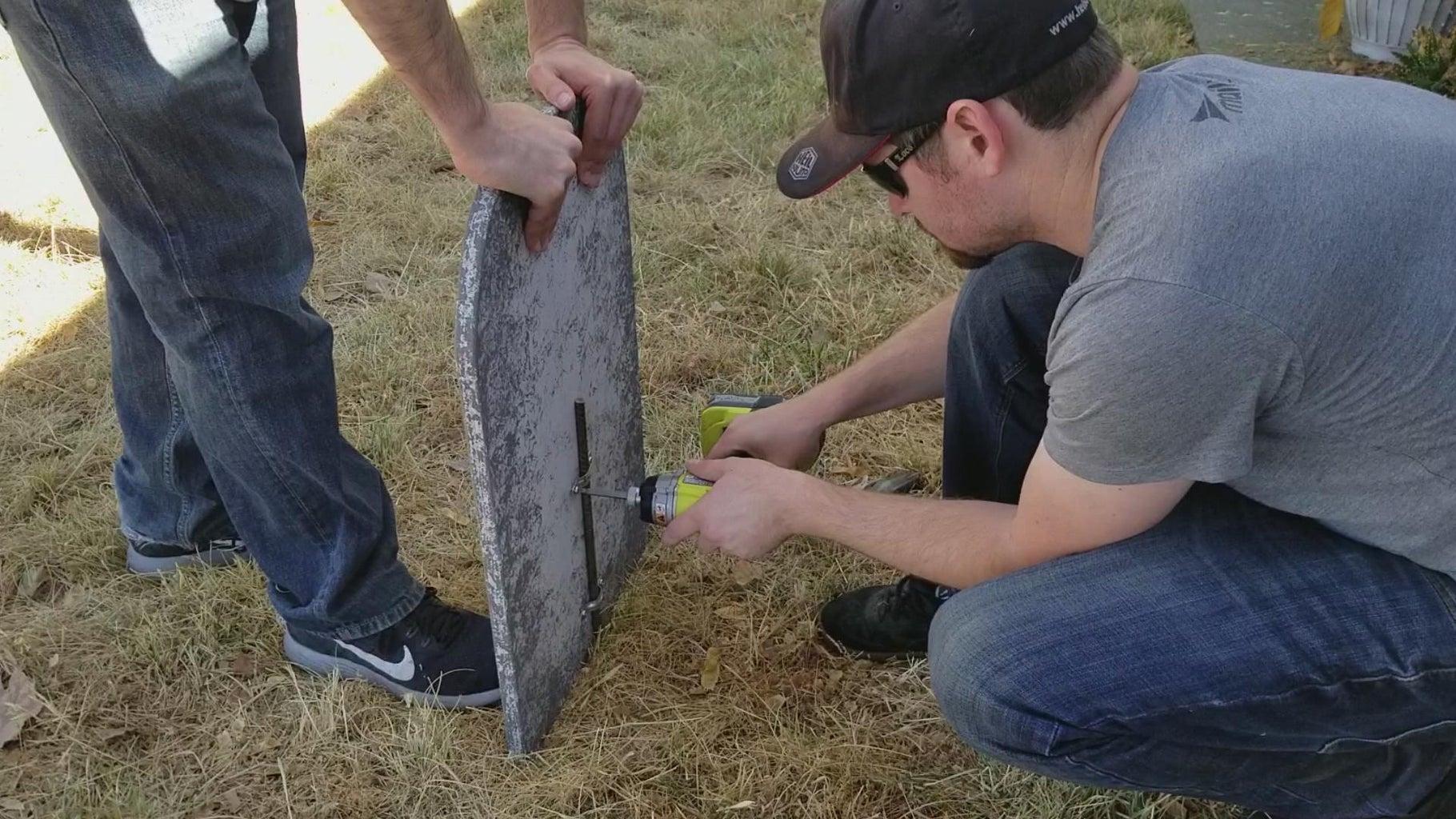 Set Up the Graveyard