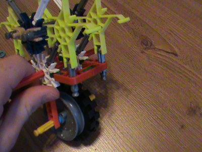 The Flippin' Wheel