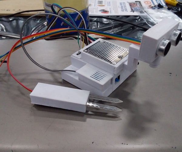 Realima IoT Robot