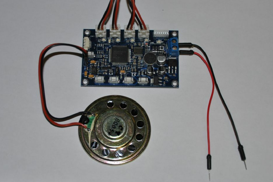 How To Use The Talking ES6928P Voice Recognition System_Stand-Alone/NO PC REQ'D