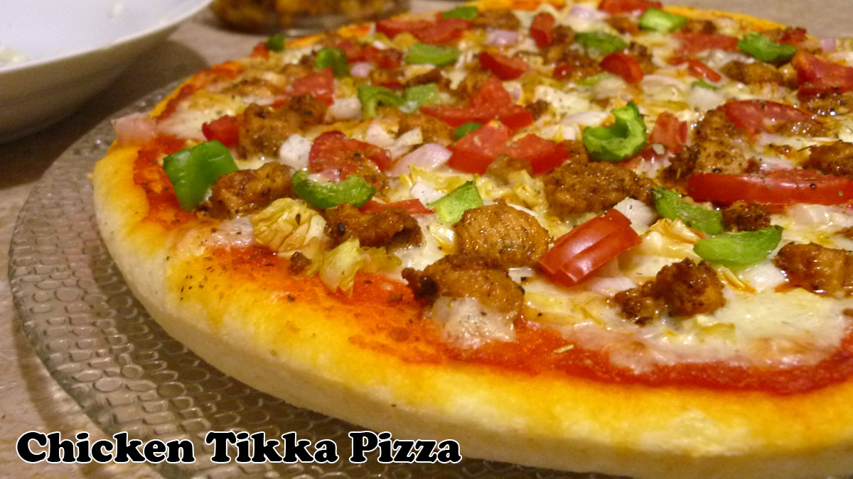 Make a Perfect Pizza - With 2 Yummy Toppings!