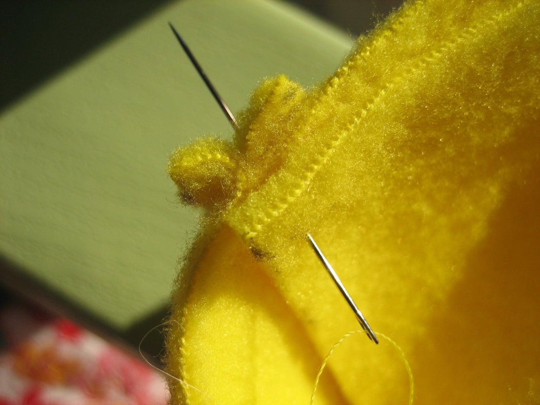 Sew the Head!