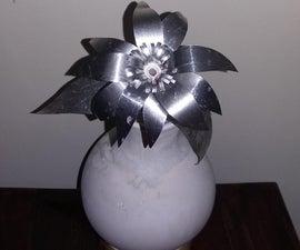 Tinfoil Flower