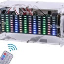 DIY Bluetooth Music Spectrum Home Stereo Speaker