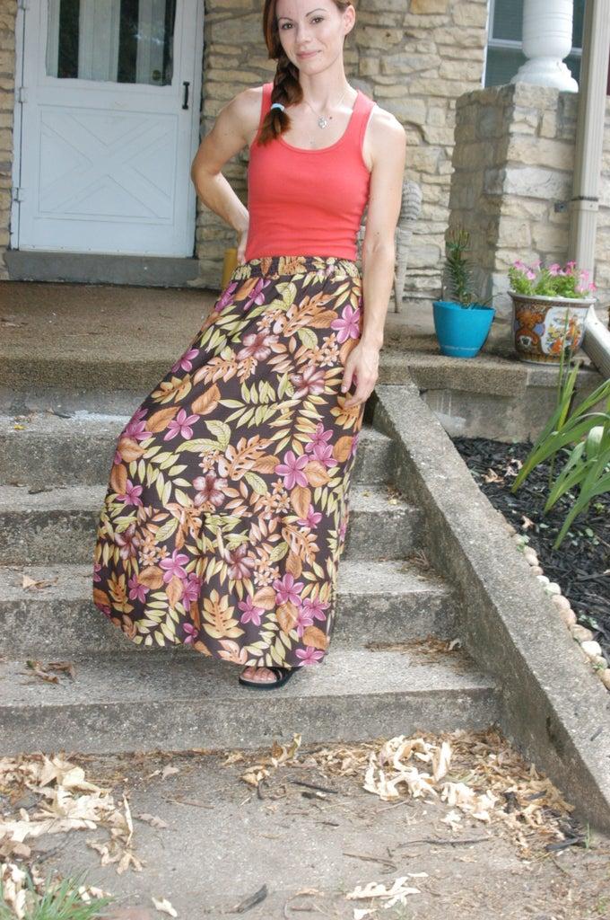 Photos of Summer Maxi Skirt