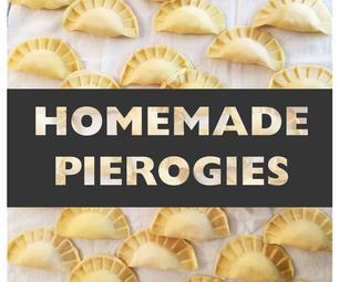 Homemade Pierogies