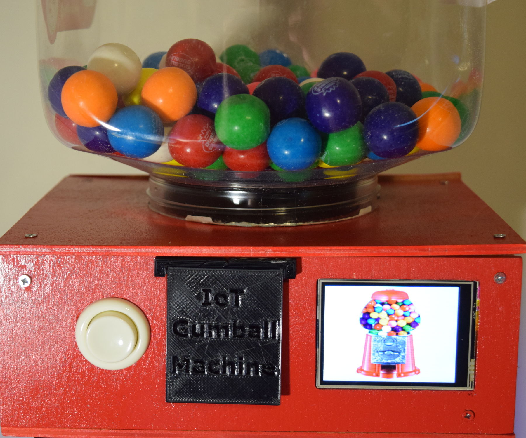 The ULTIMATE Gumball Machine