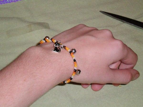 Halloween Friendship Bracelets