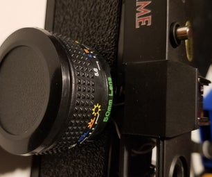 How to Fix a TIME Magazine Promotional 35mm Film Camera (Shutter Stuck)