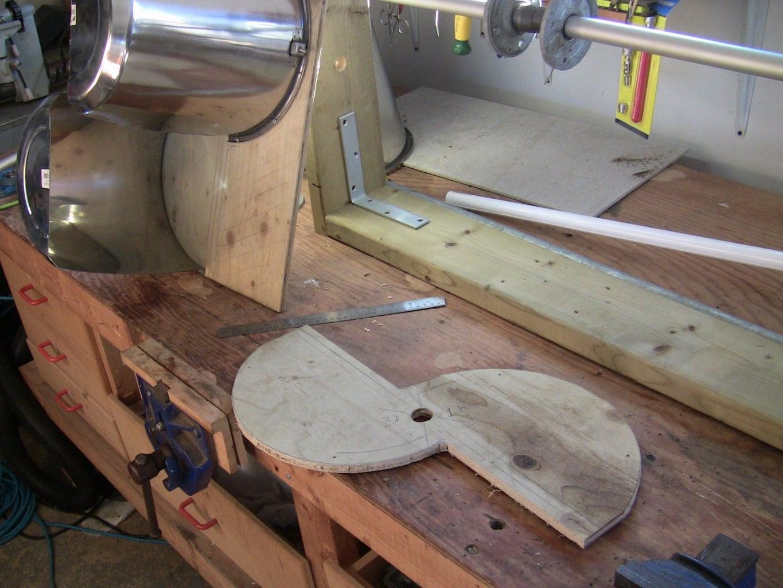 Fabricating the Turbine (Part 1)