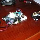 Another Arduino Laser Tripwire