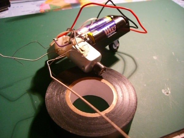 Upgrade to the Cockroach Robot