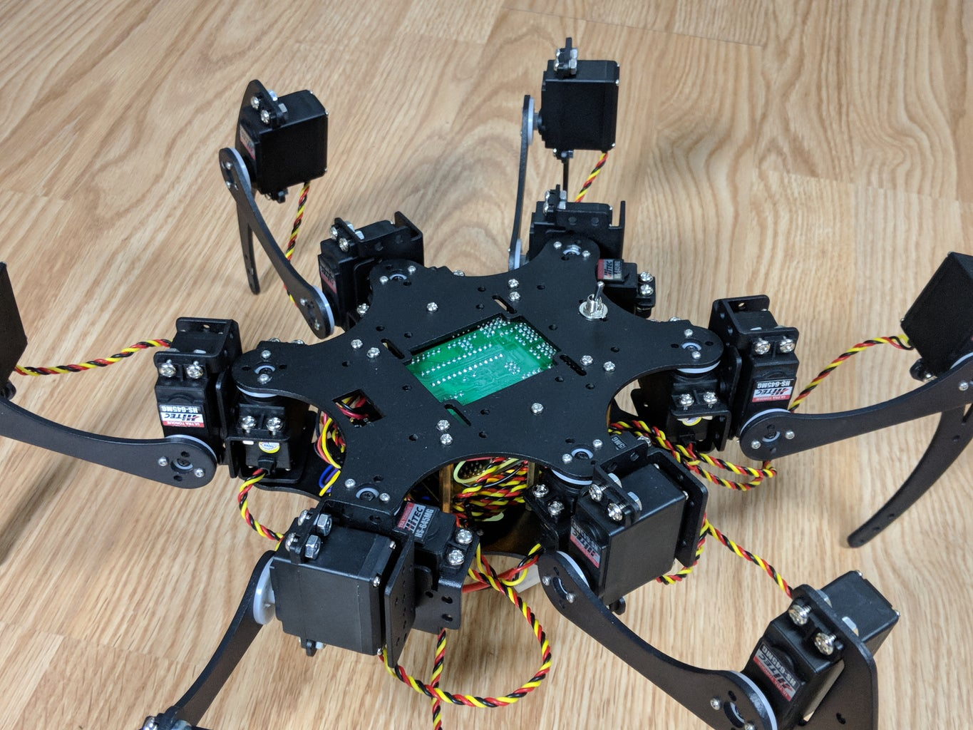 Bring Your Hexapod to Life
