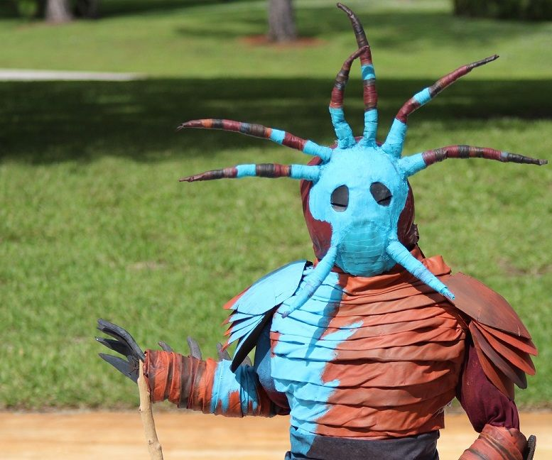 VALKA Tribal Mask ( How to Train Your Dragon)