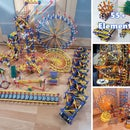 Really Cool Knex Ball Machine Elments