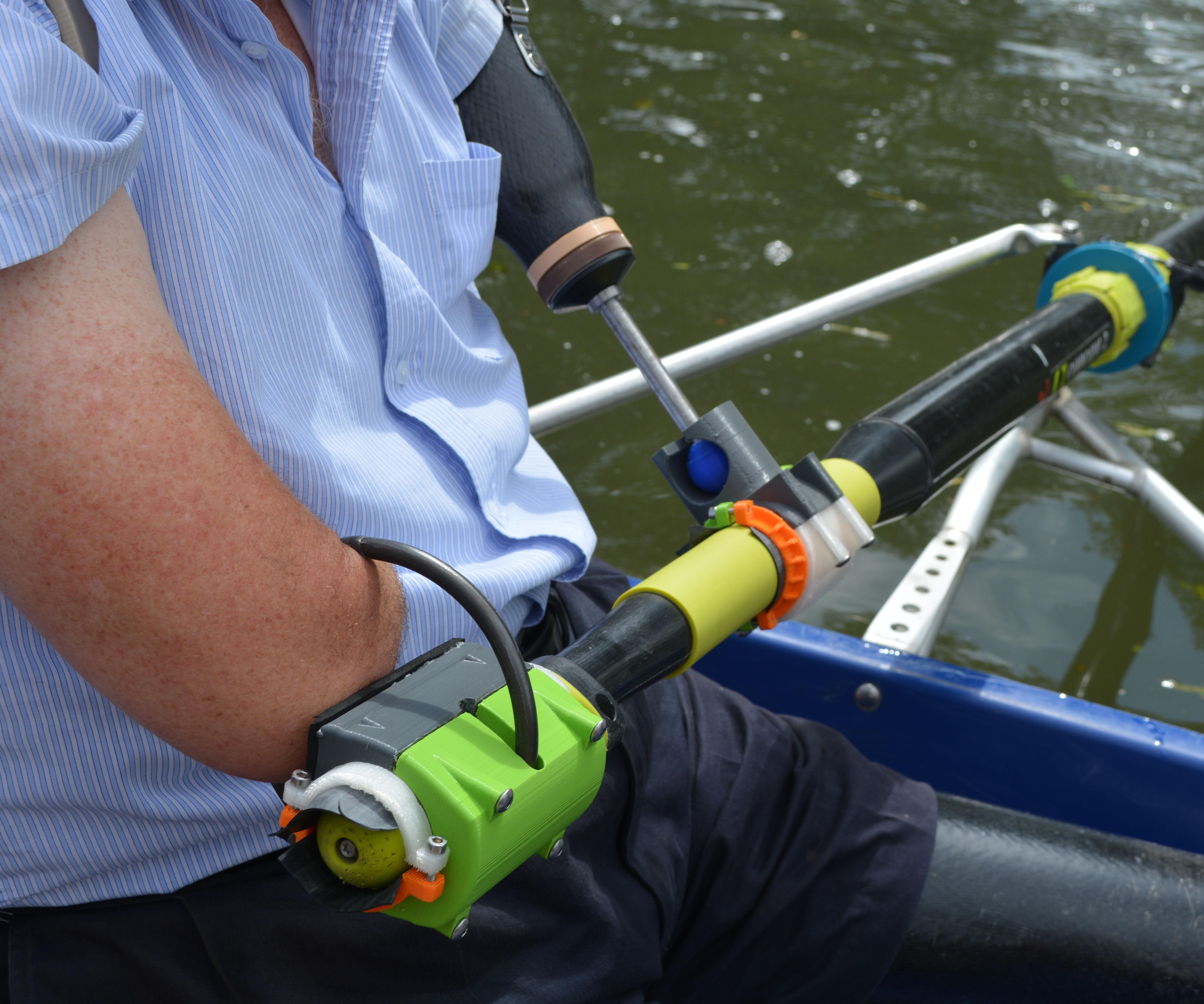 Rowing Prosthetics