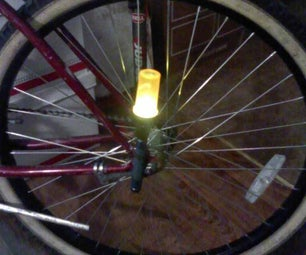 Twacked Tail Light for an Equally Twacked Bicycle