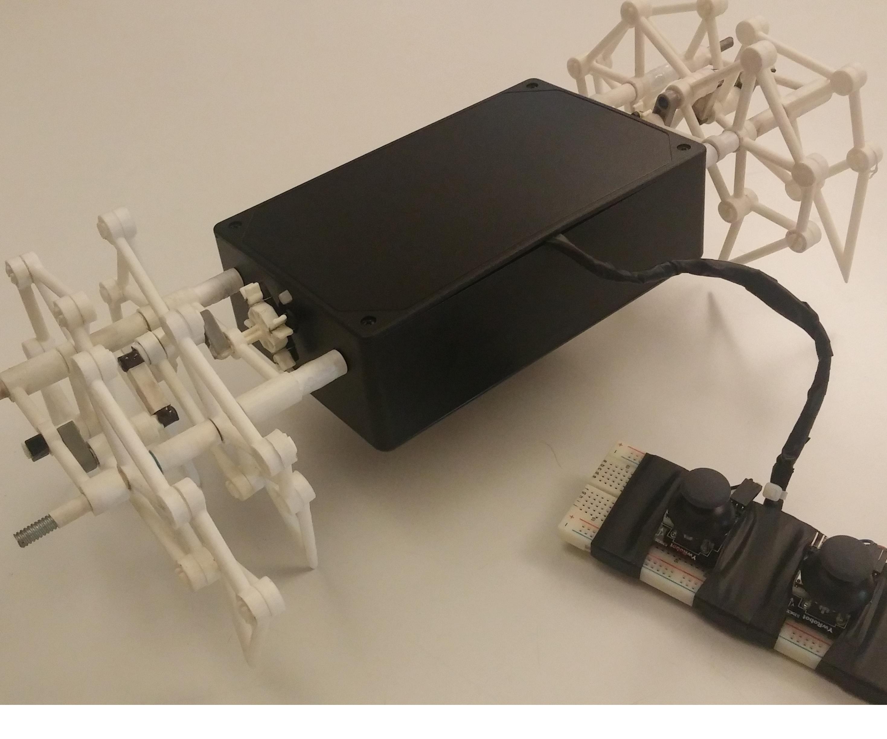 Jansen Linkage Robot