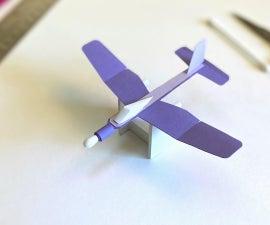 Cotton Swab Card Stock Micro Gliders