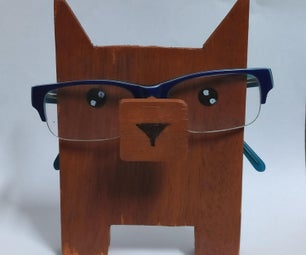 Eyeglasses Stand