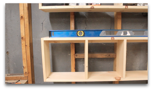 Mounting and Leveling