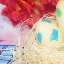 White Chocolete Yoshi Eggs (Super Mario)