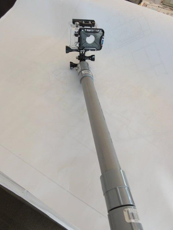 GoPro Underwater Hand Held Monopod