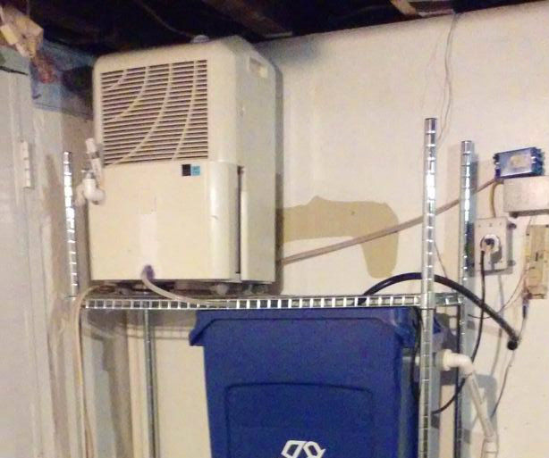 Dehumidifier Water Recycler