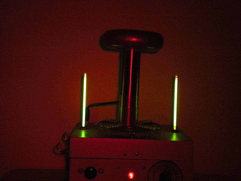 Tesla Coil Night Light