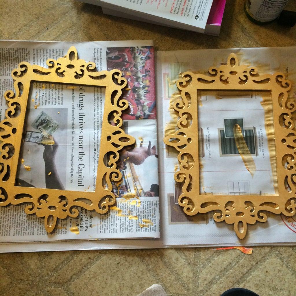 Paint Frames *optional*