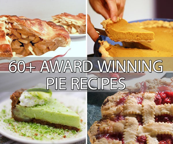 Award Winning Pie Recipes