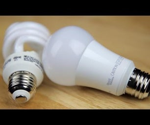 CFL to LED Bulbs When to Switch