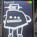 Arduino TFT Drawing Program