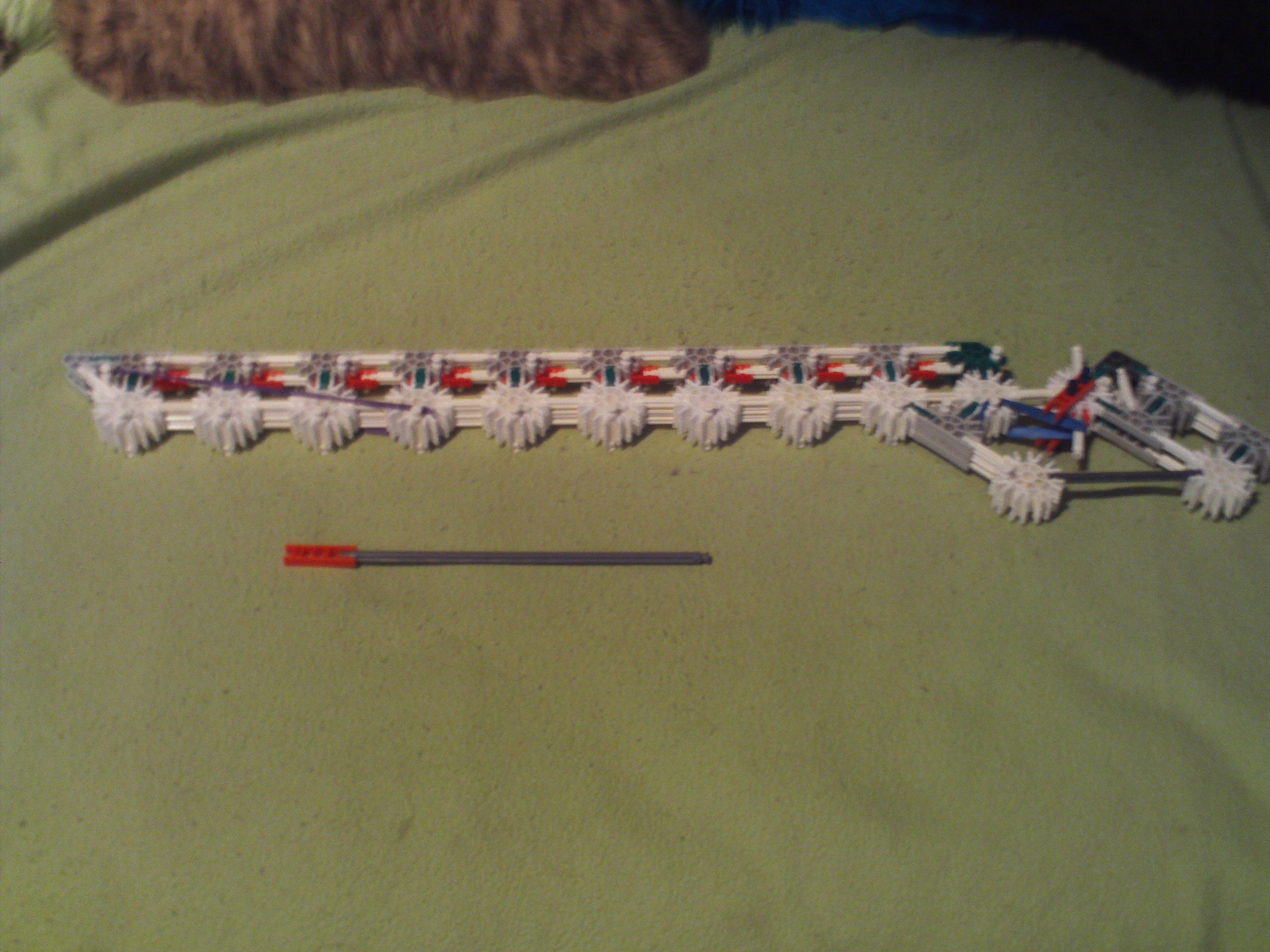 POWERFUL KNEX RIFLE
