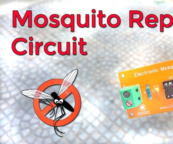 Insect Mosquito Repellent