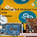 Measuring Soil Moisture With Arduino