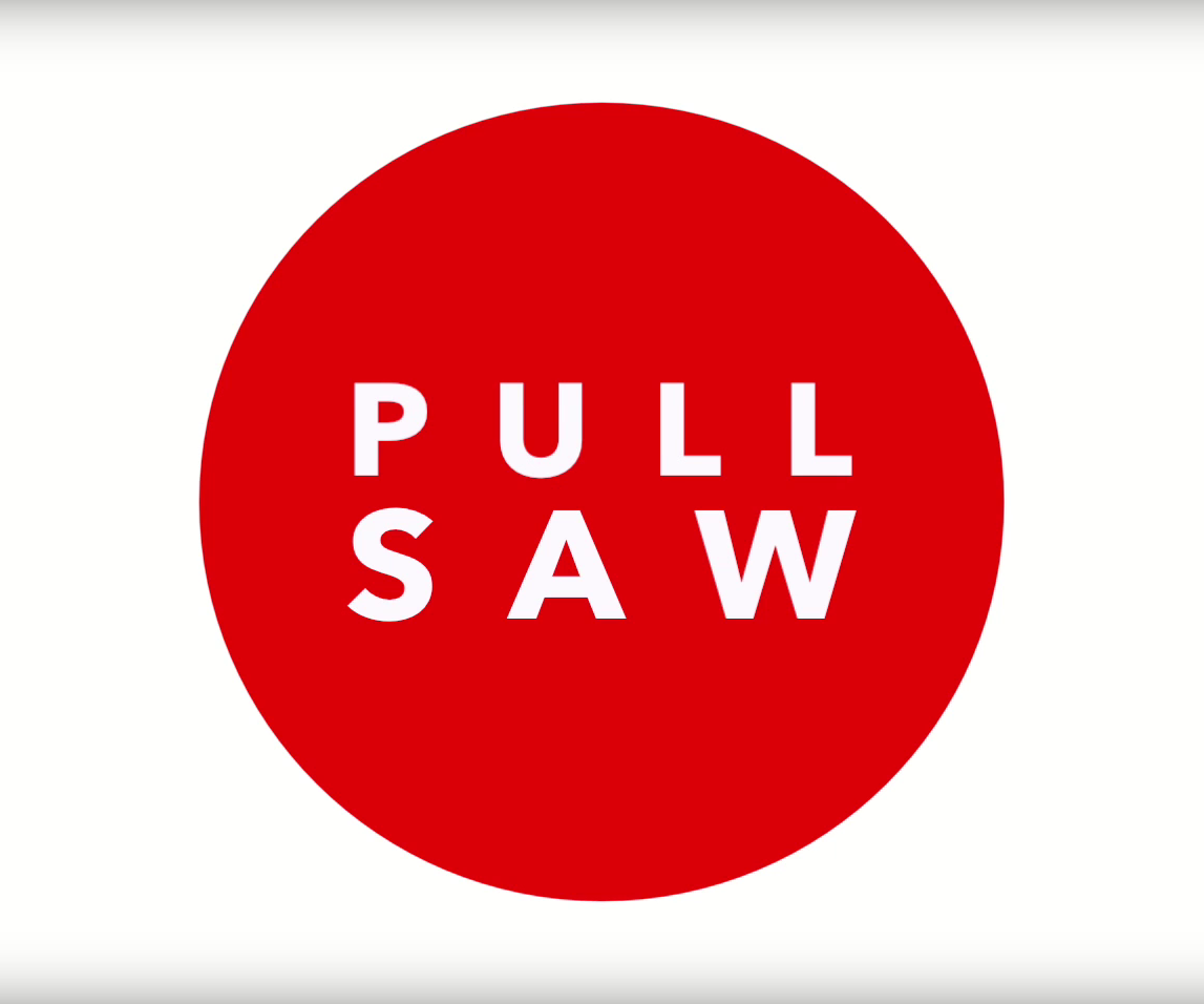 How to Use a Japanese Style Pull Saw