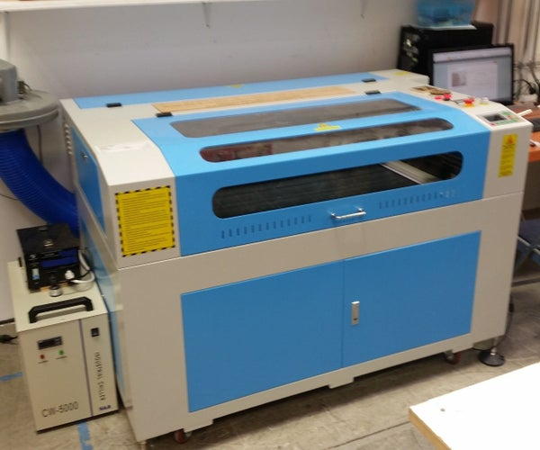 Introduction to the SLO MakerSpace's 100 Watt Laser Cutter and Engraver