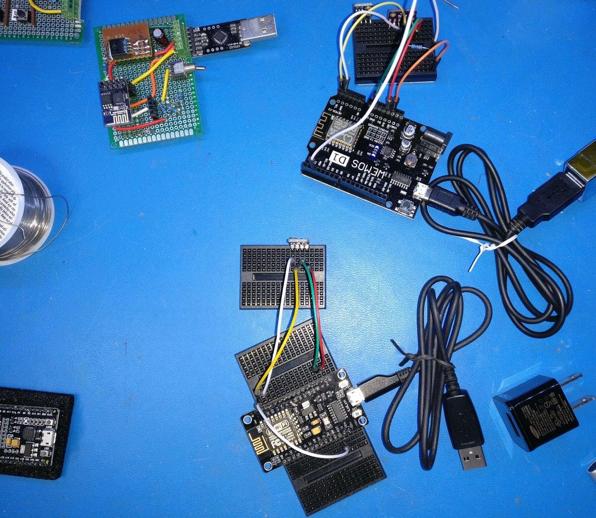Sensor Stations