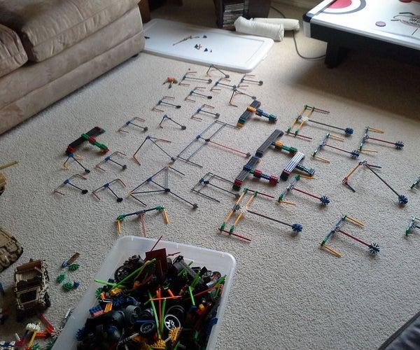 Knex Battle Fleet