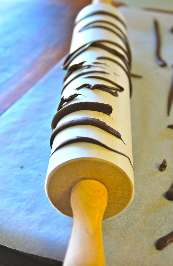 Chocolate Decorations: