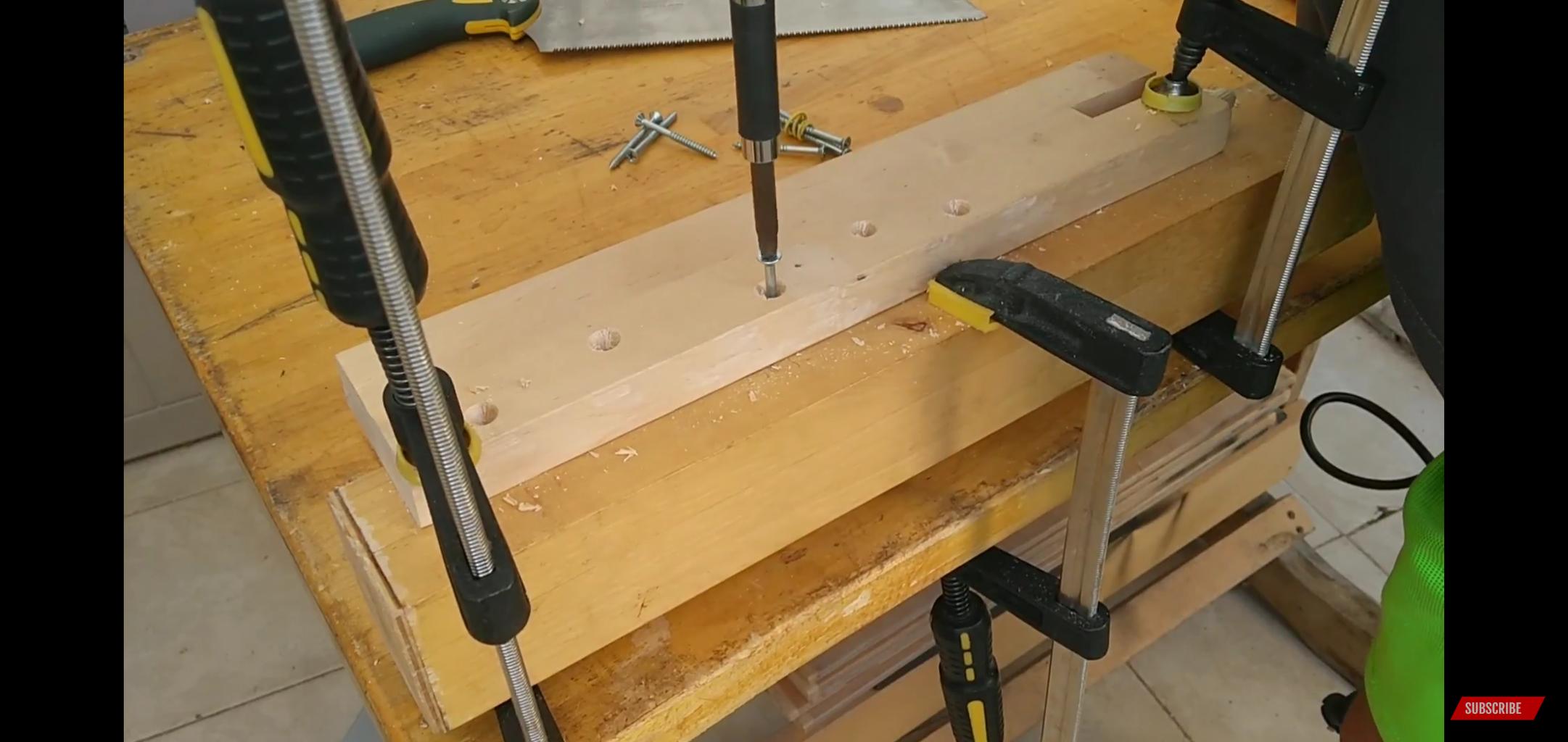"""Make the """"shelf"""""""