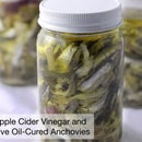 Boquerones: Vinegar and Oil-Cured Anchovies