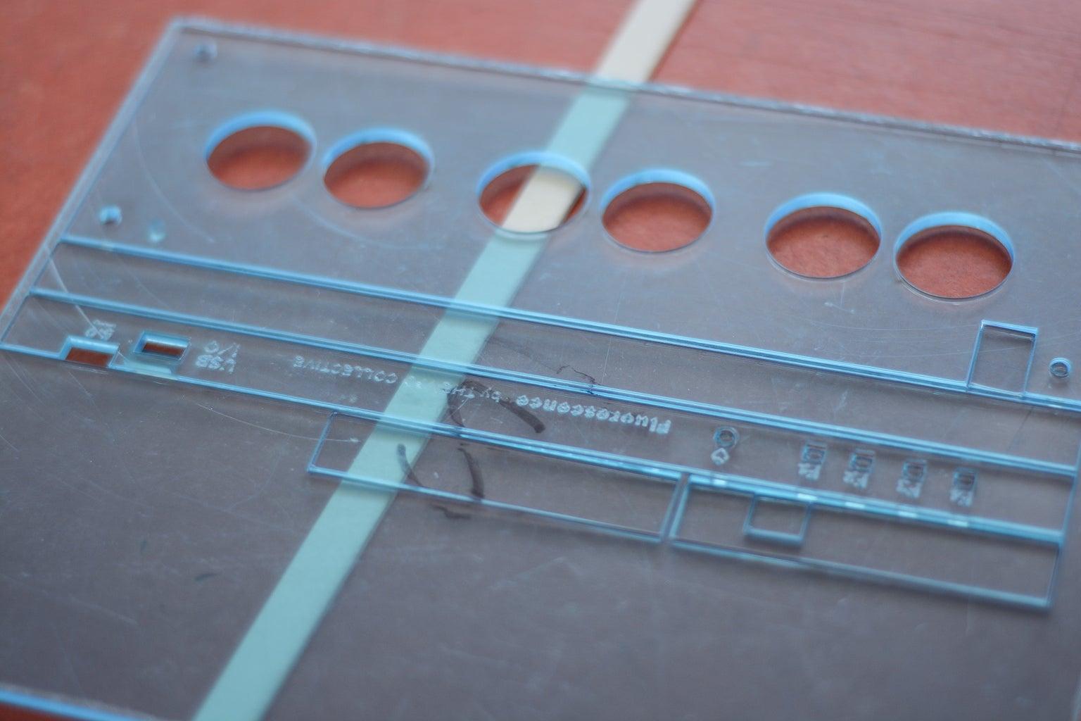 Building OpenVFD: Acrylic Case