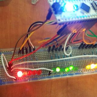 Arduino Binary Clock!