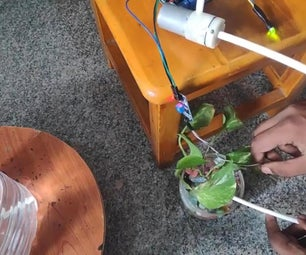 Smart Watering Plant Using RT-Thread RTOS in STM32