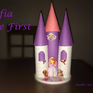 Sofia the First  Castle
