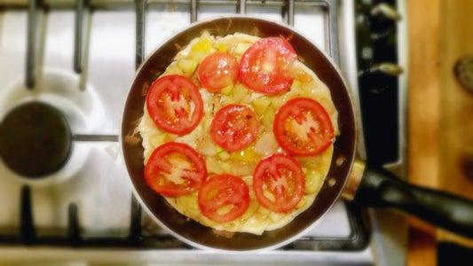 Veggies + Eggs