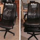 "Hack an office chair into a ""Hill Billy High Chair"""